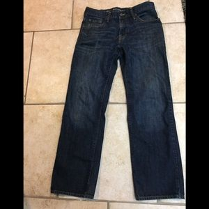 Old Navy Straight Droit Recto Jeans Sz 32x32